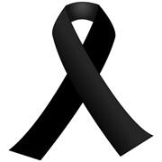 black ribbon facebook
